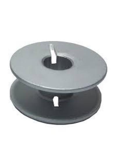 Шпулька для промышленных машин Д=21мм, В=9мм 55623 S, хром, не перфо+П CH