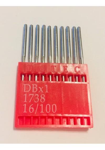 Иглы DOTEC Needle DBx1 №100