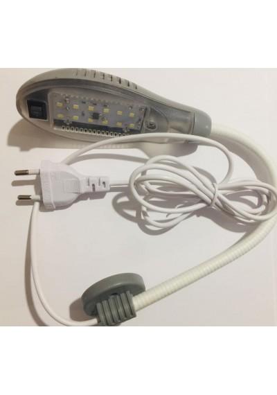 Светильник для промышленной швейной машины светодиодный (18 LED) AOM 18A